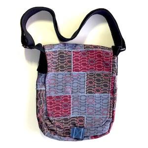 Karhina The Wall - Dusk Messenger Bag