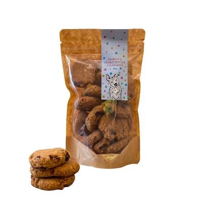 Stinky Dog Australia Byron Bay Peanut Butter Co. Peanut Butter Polka Dots 200g