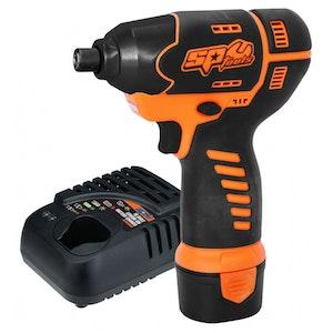 """SP81141 Impact Driver Cordless Kit 12v 1/4"""" Hex Mini 2.0Ah Max Li-Ion SP81141"""