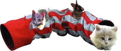 Bono Fido Cat Tunnel Nylon Striped 26910