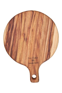 Fab Slabs Fab Slab Pizza Paddle made from camphor laurel
