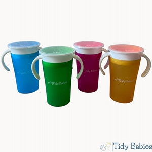 Tidy Babies  Spill-Proof Trainer Drinking Cup