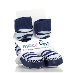 Sock Ons MOCC ONS Zebra 6-12