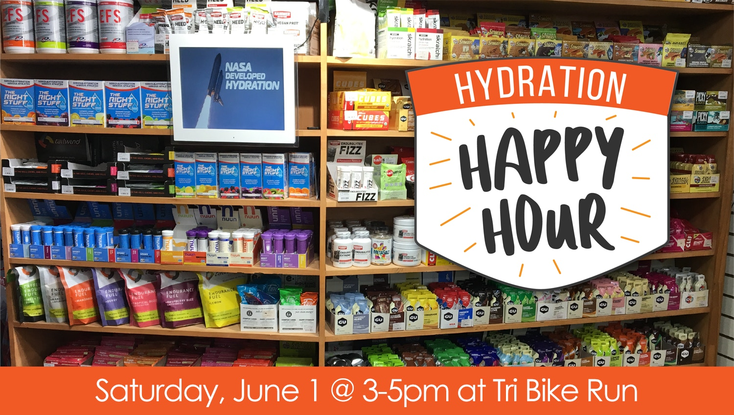 Hydration Happy Hour