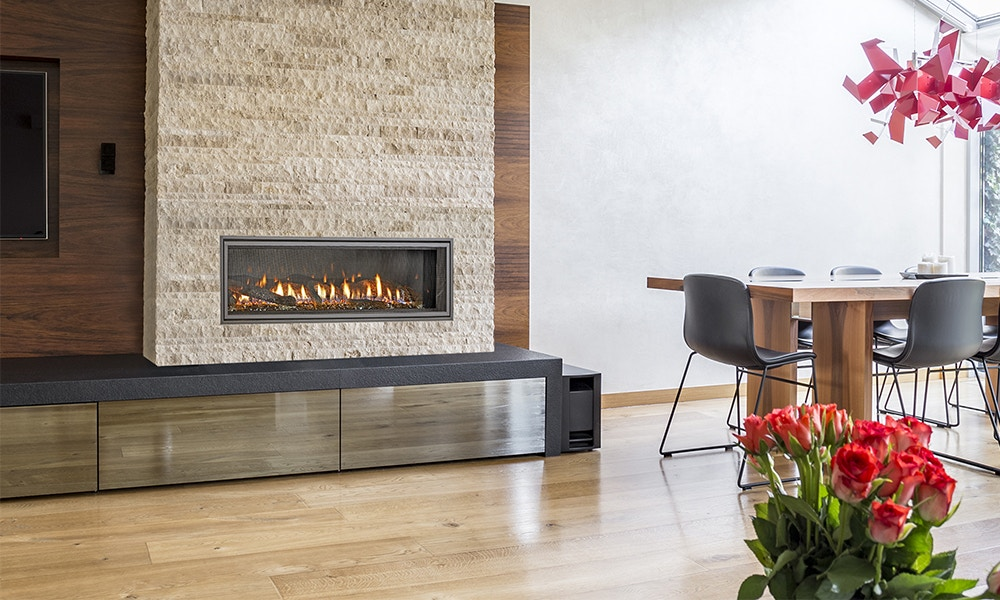What Makes a Gas Fireplace Efficient?