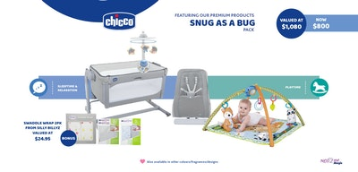 Chicco Snug as a Bug Bundle