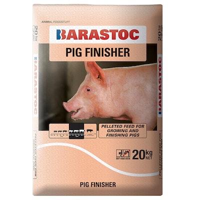 Barastoc Pig Finisher Grower Feed Pellets 20kg