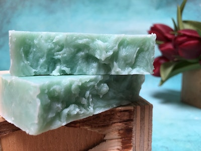 Mighty Impression Spring Morning Artisan Soap
