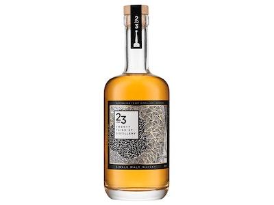 23rd Street Distillery Single Malt Whisky Bottle 700mL