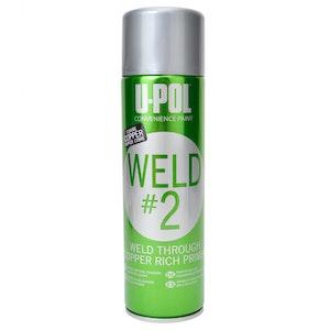 Upol Weld#2 Copper Aerosol
