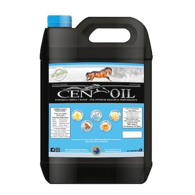 CEN Oil Natural Omega 3 Supplement for Horses - 3 Sizes