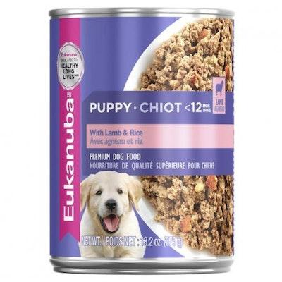 Eukanuba Puppy Lamb Wet Dog Food 374G