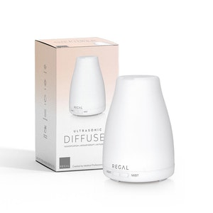Regal by Anh Ultrasonic Essential Oil Diffuser - White
