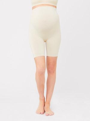 Seamless Support Shorts - Natural