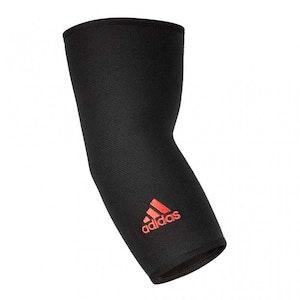 Boutique Medical Adidas Elbow Support Arthritis Brace Tennis Golf Gym Strap Guard - Black/Red