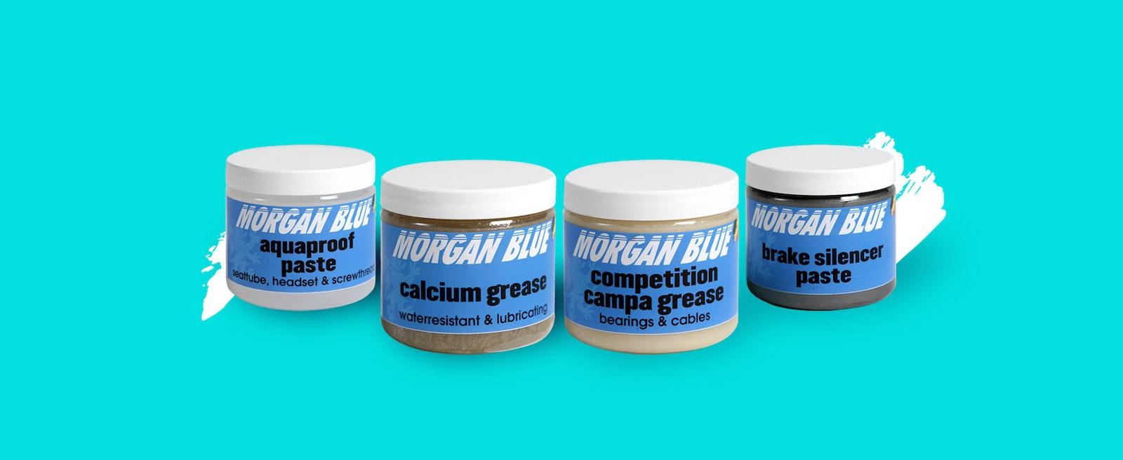 Morgan Blue GREASES