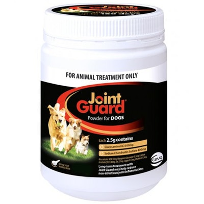Ceva Joint Guard Powder Dogs Joint Health Supplement - 2 Sizes