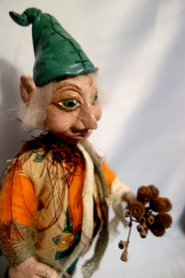 Bambole Designs BENJAMIN, Elf