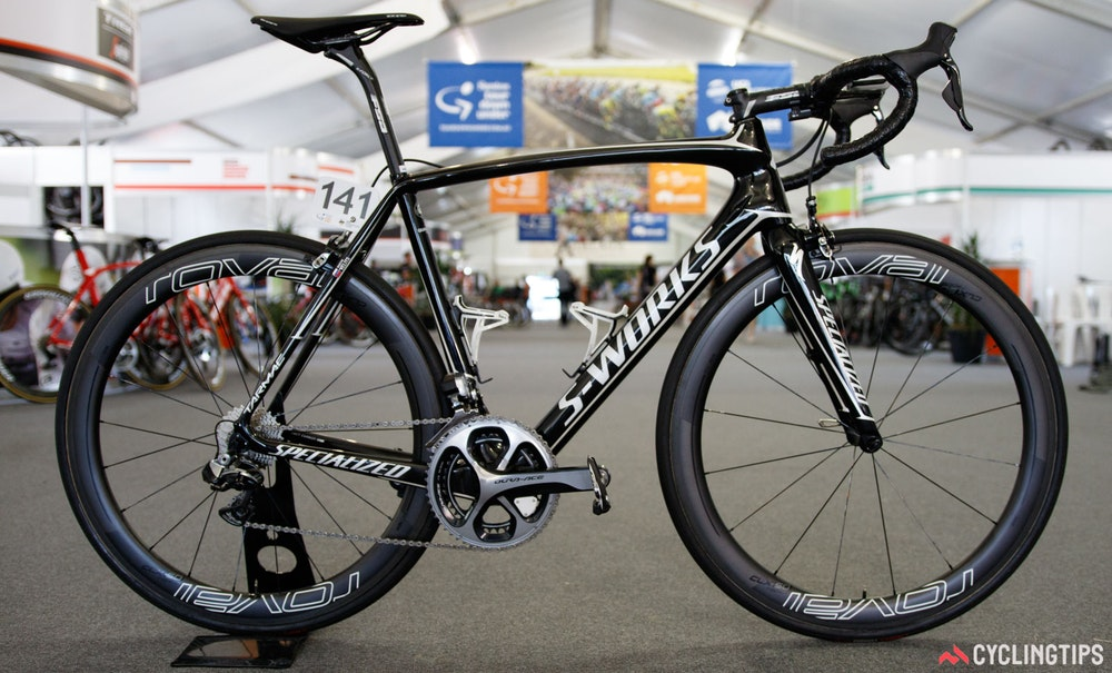 QuickStep Floors Specialized Tarmac 2017 1