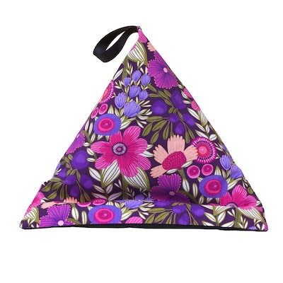 DIRECTLY TO YOU IN AUS  PLUM FLOWERS - Phone, Book, Kindle, Tablet Pillow Stand, Mini Beanbag 2021