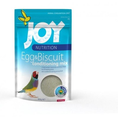Joy Egg and Biscuit Bird Supplement and Rearing Mix  800gm