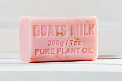 Rose and Goat's Milk