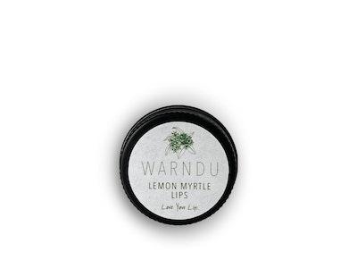 Warndu Pty Ltd Lemon Myrtle Lip Balm (Love your Lips) ~ 10g