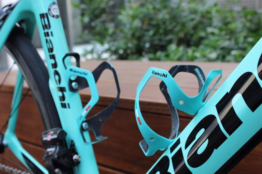 Bianchi Oltre XR4 Zipp wheels Custom Build Docklands Cycles