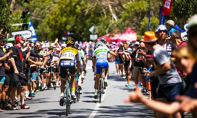 The Santos Tour Down Under 2017