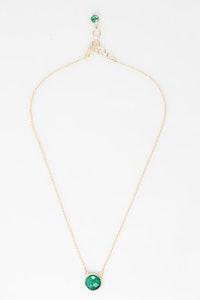 I Dream of Silver Semi-precious Stone Necklace