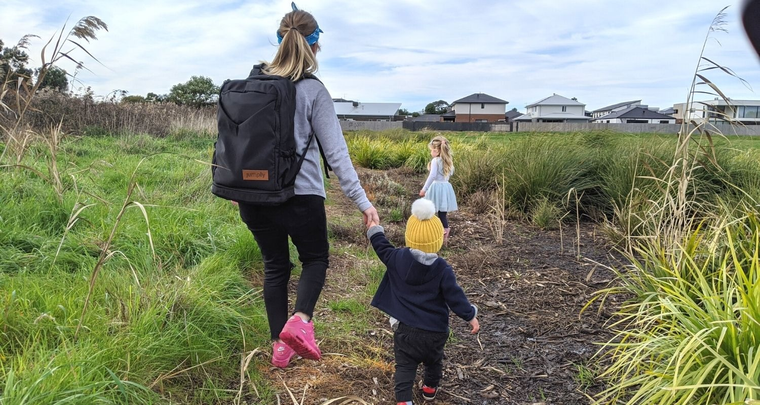 4 Tips For Outdoor Adventuring With Infants And Toddlers