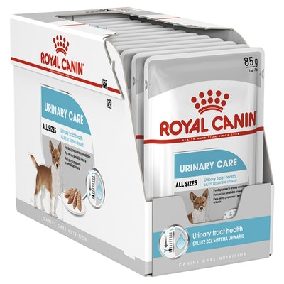 Royal Canin Dog Wet Pouches Urinary Care Loaf 12x85g