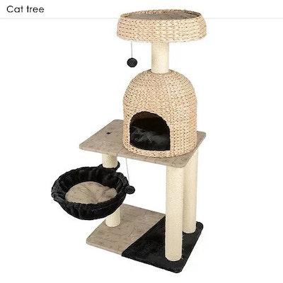 Honeypot CAT® Bulrush Cat Tree typeD 135cm