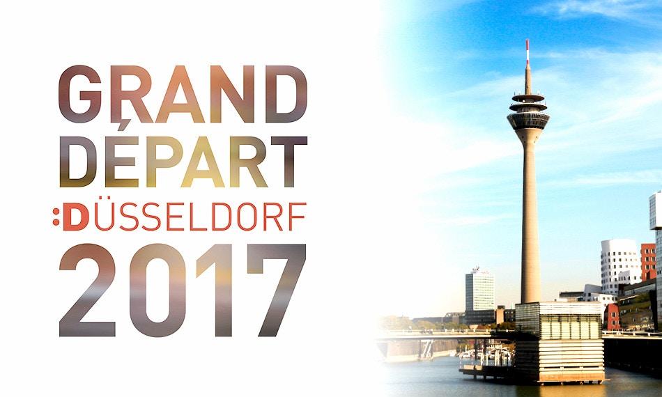 Grand Départ Düsseldorf 2017– Erlebe das größte Sportevent des Jahres