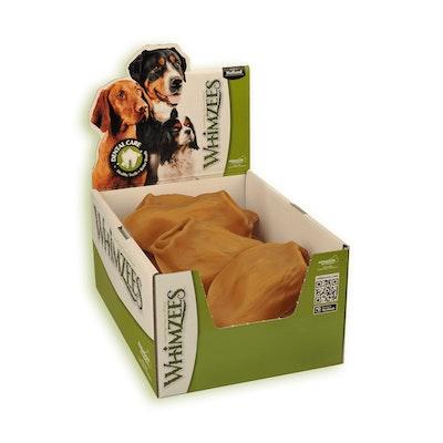 Whimzees Veggie Ear Dental Dog Chew Treat 18 Pack