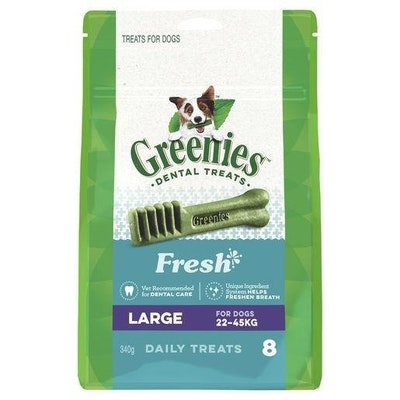 Greenies Freshmint Large 340g