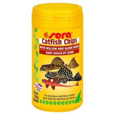 Sera Catfish Chips 38g