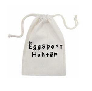 Eggspert Hunter Easter Bag