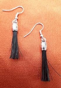 Rainbow Reins Tassel Earrings (as picture)