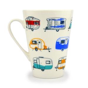 Van Go Collections 'Seasonal Caravans' China Mug