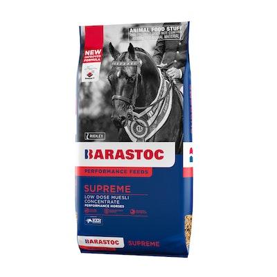 Barastoc Supreme Performance Feeds for Horses 20kg