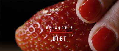 THE NEXT RACE - Episode 2 - Diet
