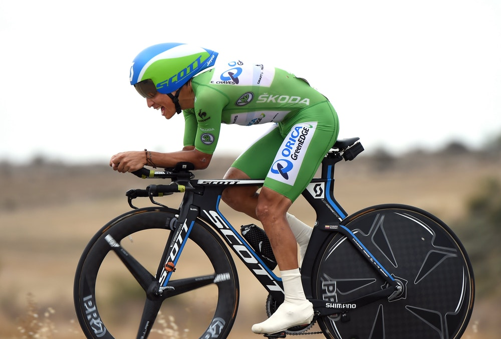 Chaves Individual time trial