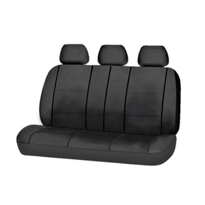 Universal Platinum Rear Seat Covers Size 06/08S   Grey