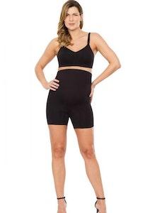 Plie Australia Maternity Pregnancy High Waist Shorts
