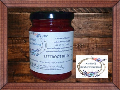 Beetroot Relish 250g