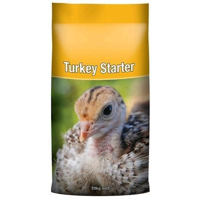 Laucke Mills Laucke Turkey Starter Protein & Energy Crumble Feed 20kg
