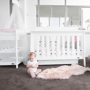 Babyhood Amani Sleigh Cot