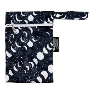 Designer Bums Midnight Moon Mini Wet Bag