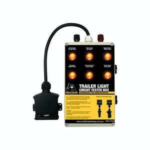 Wolfchester Trailer Light Circuit Tester